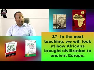 Episode 13. 2019-08-05. AFRICAN`S INFLUENCE IN EASTERN RELIGIONS. ARE BLACK AFRICAN PEOPLE CURSED