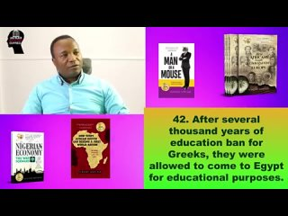 Episode 14. 2019-08-06. AFRICAN`S INFLUENCE ON ANCIENT GREECE. ARE BLACK AFRICAN PEOPLE CURSED