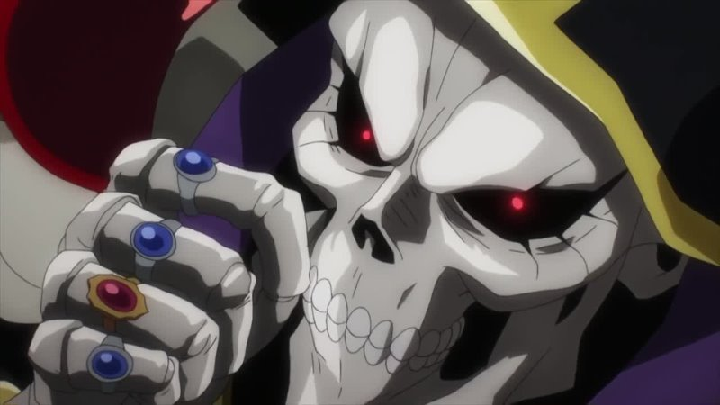 Overlord opening 1 HD Creditless