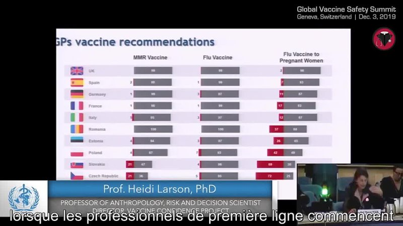 Видео от France Réinfo