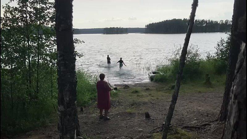 21 06 2021 БЕЛЫЕ НОЧИ Воробьёво озеро