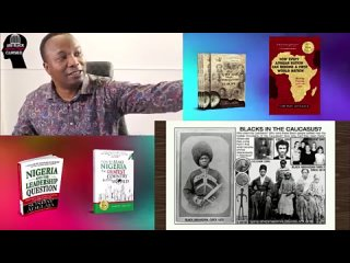Episode 16. 2019-08-08. AFRICANS IN ANCIENT EUROPE. ARE BLACK AFRICAN PEOPLE CURSED