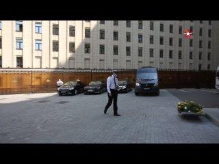 Минобороны России вручило ноту протеста британскому военному атташе