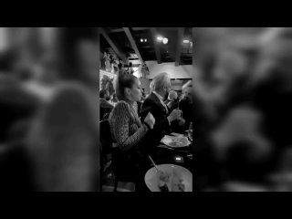 Ани Лорак на «Cosmopolitan Man Awards», Москва,  г.