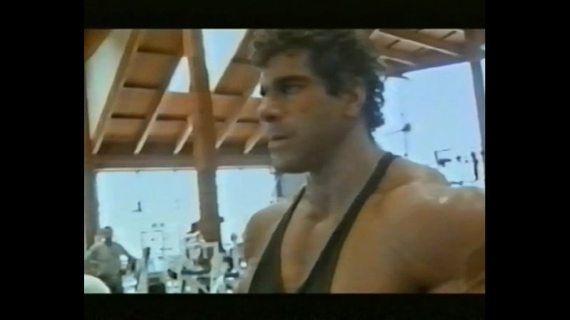 Стальные мускулы 20 лет спустя Лу Фериньо Высокая Выдержка