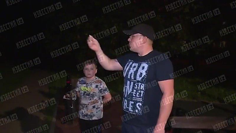 Отец рассказал о нападении добермана на сына