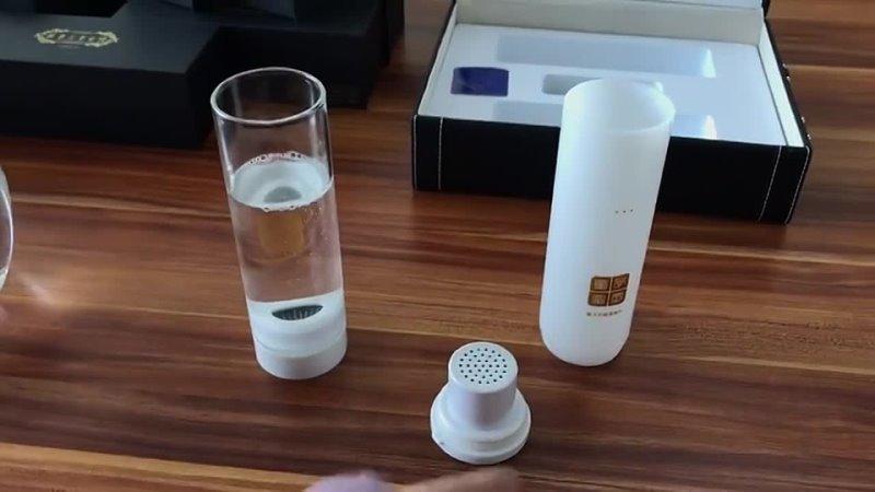 Maret oh7.8hzhertz и генератор водорода, повышает иммунитет человеческого тела улучшить сон воды чашки spe ihooh