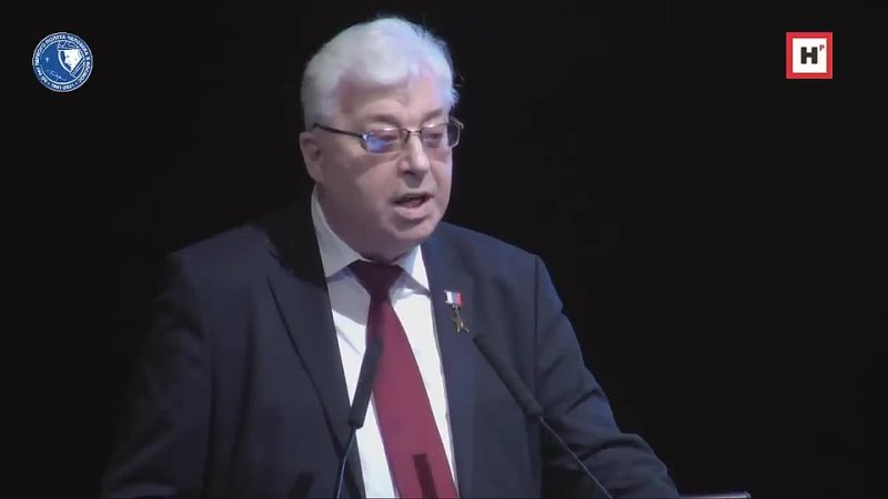 Выступление Ю.М. Батурина на Общем собрании РАН 21.04.21