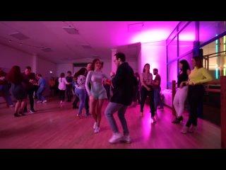 Magnolia Dance Party в центре танца Магнолия.2