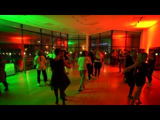 Magnolia Dance Party в центре танца Магнолия 4