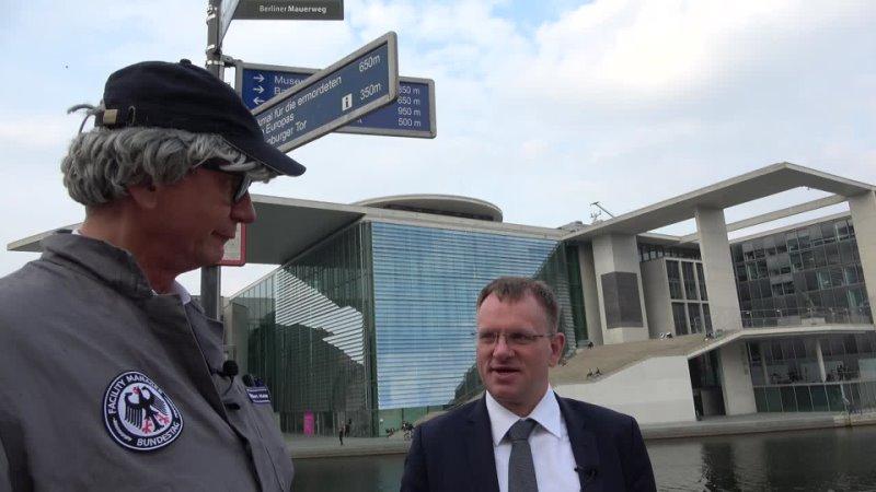 Dr Dirk Spaniel von der AfD bald ein LINKER SATIRE Robert Matuschewski
