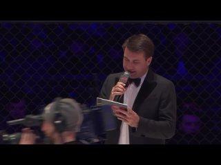 [ACA MMA] ACA YE 18 Вадим Джигкаев Владикавказ VS Алимхан Джамулаев Грозный