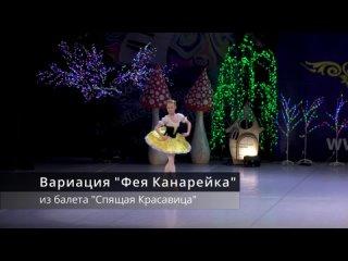 Вариация Феи Канарейки (Орлова Алёна)