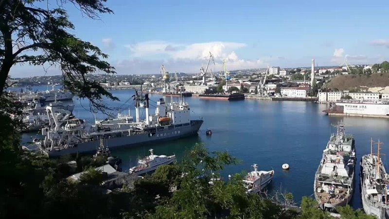Севастополь корабли