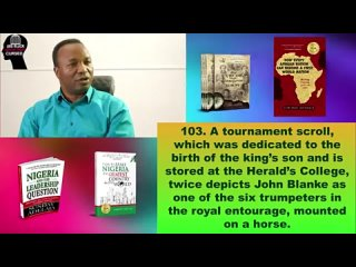 Episode 20. 2019-08-12. AFRICAN INFLUENCE ON WESTERN EUROPEAN CIVILIZATION. ARE BLACK AFRICAN PEOPLE CURSED