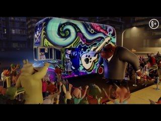 Рок Дог 2 / Rock Dog 2 (2021) HD Трейлер на русском