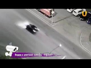 В Оренбурге сбили девушку на Салмышской