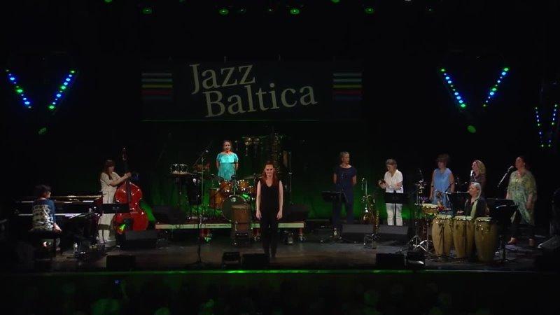03 JazzBaltica 2019 Marilyn Mazur Shamania Time Ritual