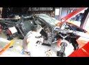 Умелец полностью восстановил списанный после аварии Corvette C8