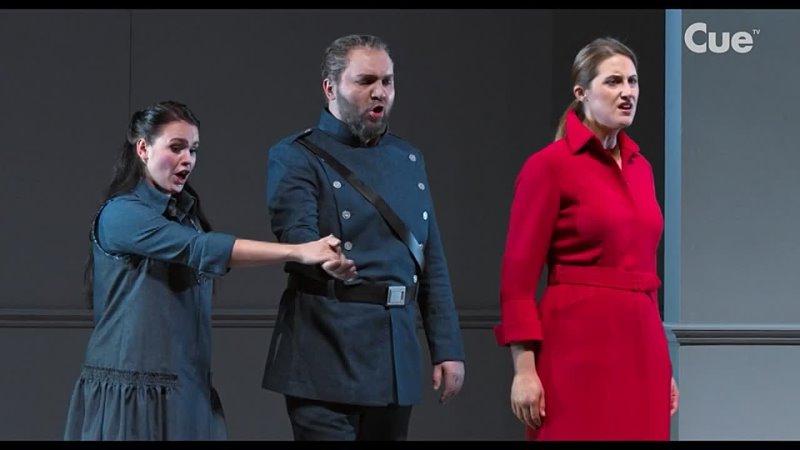 Beethoven Fidelio Бетховен Фиделио Theater St Gallen 2018