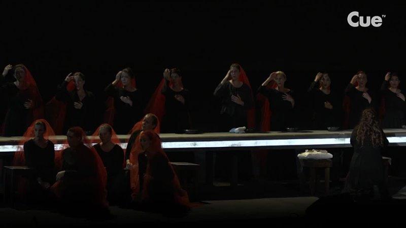 Verdi Il trovatore Верди Трубадур Macerata 2016