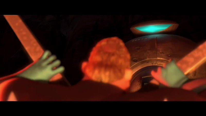 Мистер Исключительный против боевого робота Суперсемейка 2004