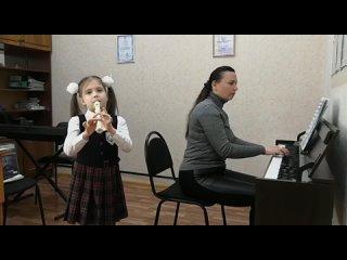 Малышенко Есения 9 лет ДТ «Орион» Кускильдин Д.К. И.Дюссек «Старинный танец»
