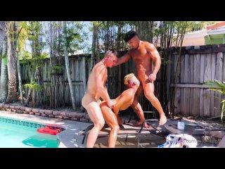 [OnlyFans] Malik Delgaty, GAYWATCH with Gee Monroe and Kenzo Alvarez