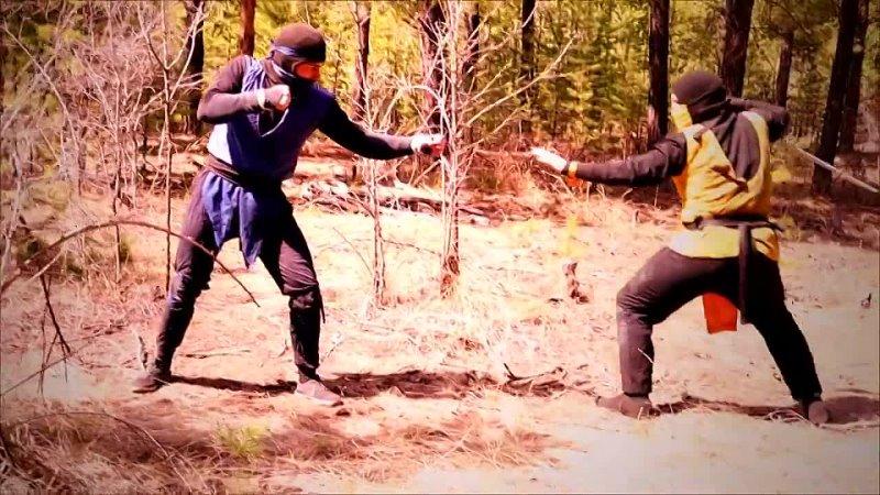Mortal Kombat Месть Скорпиона 2 часть Казахстан