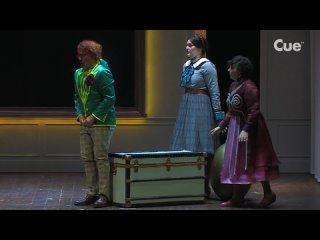 Mayr - Che originali / Donizetti - Pigmalione / Майр - Чудаки/ Доницетти - Пигмалион (Bergamo) 2017