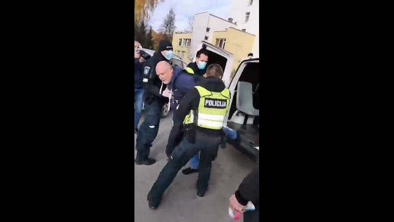 Литва Нарушение прав человека