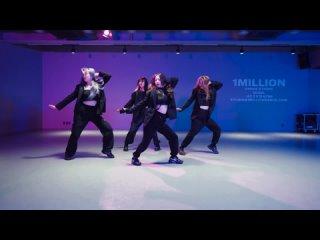 WJSN THE BLACK - Easy / Ara X Dabin Choreography (Prod. by Lia Kim)