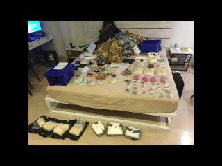 В Новосибирске задержан подозреваемый в покушении на сбыт крупной партии наркотиков