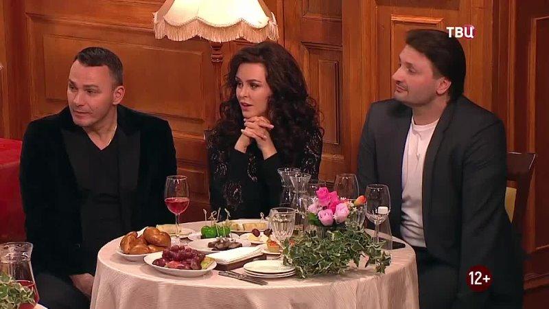 Алёна Биккулова в программе Приют комедиантов на телеканале ТВЦ Анонс