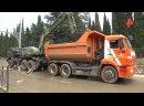 Военные ликвидируют последствия опустошительного наводнения в Крыму