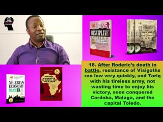 Episode 21. 2019-08-13. CREATION OF AN AFRICAN EMPIRE IN EUROPE. ARE BLACK AFRICAN PEOPLE CURSED
