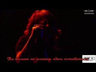 [Live] Abingdon Boys School Desert Rose Japan tour 2010 [рус.саб]