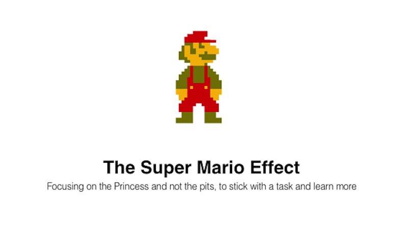Эффект Super Mario - Обманываем мозг, чтобы учиться лучше | Марк Робер