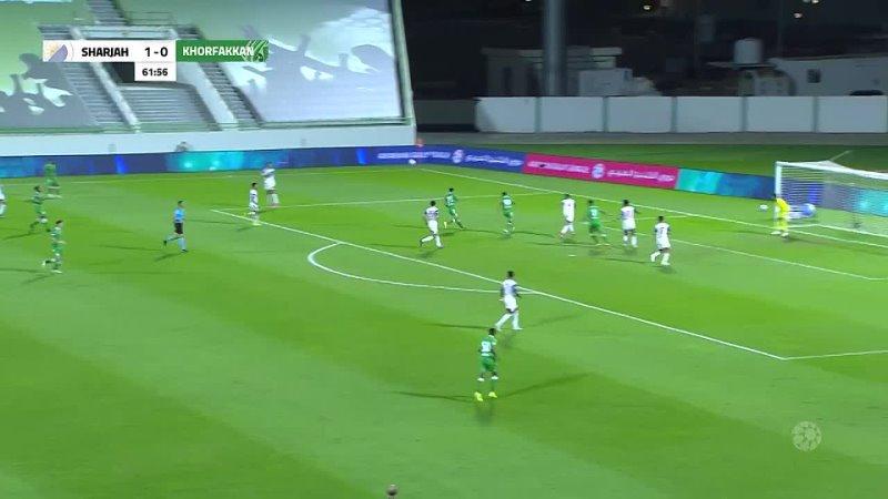 Чемпионат ОАЭ 2020 21 Обзор 8 го тура