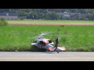 Радиомодели Вертолет Apache AH64D