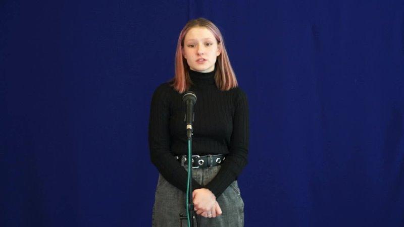Деревщюкова Анна Ты говорил слова пустые