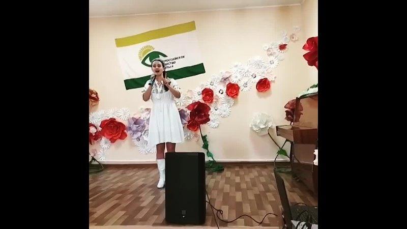 Мария Часовская