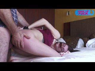 WakeUpNFuck WoodmanCastingX PierreWoodman Alba Lala (Wunf 332) Gonzo, Hardcore, All Sex, Anal Part1