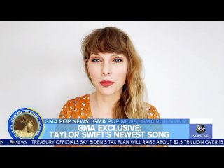 @GMA EXCLUSIVE @taylorswift13 shares a clip from her new album FearlessTaylorsVersion and has a message for fans! - -