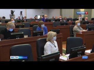"""Законопроект о """"детях войны"""" принят в первом чтении 2021 Петрозаводск Карелия"""