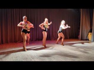 10. Live 8: Школа танцев 25'5 💃🏼 Диана Искакова #NY #Salsa #Party #SPb