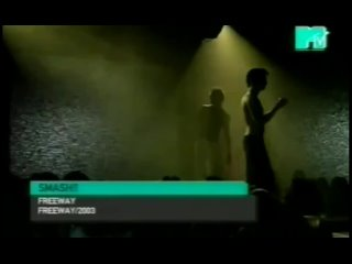 Smash!! - Freeway (MTV-Россия)