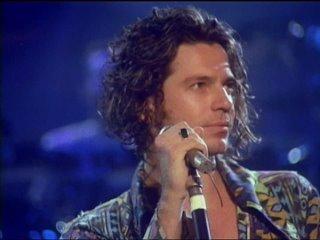 INXS ( Michael Hutchence )( ВЕЧНАЯ  ТЕБЕ  ПАМЯТЬ !!!  ) - Never Tear Us Apart (  Live At London , Wembley Stadium \ 1991 г