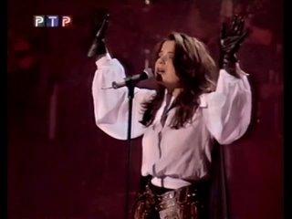 Наташа Королёва - Первый поцелуй /живой звук/ (Сольный концерт в ГЦКЗ Россия) ()
