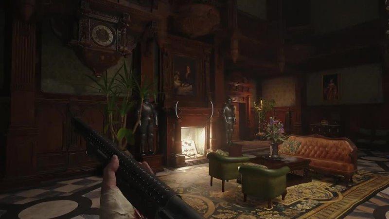 [RusGameTactics] Прохождение Resident Evil 8 Village — Часть 2 Замок Димитреску